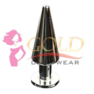 Stainless Steel Anal Plug Sex Toy